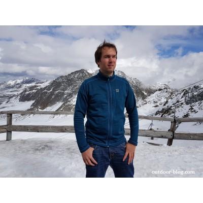 Tuotetta 66 North - Grettir Zipped Jacket - Fleecetakki koskeva kuva 1 käyttäjältä Dennis