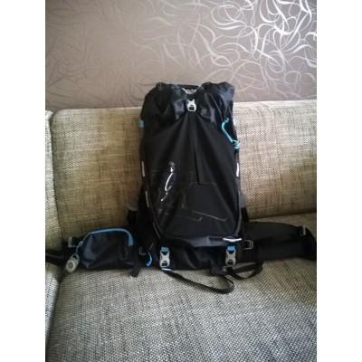 Tuotetta Bergans - Rondane 65L - Trekkingreppu koskeva kuva 2 käyttäjältä Frank