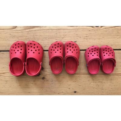 Tuotetta Crocs - Kids Classic koskeva kuva 2 käyttäjältä Sabine