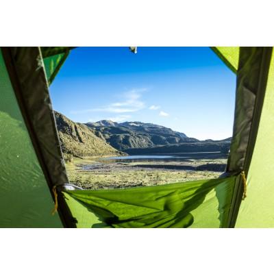 Tuotetta Exped - Sirius II - 2 henkilön teltta koskeva kuva 2 käyttäjältä Bernhard