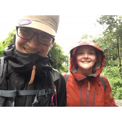Tuotetta Fjällräven - Keb Eco-Shell Jacket - Hardshelltakki koskeva kuva 2 käyttäjältä Matthias