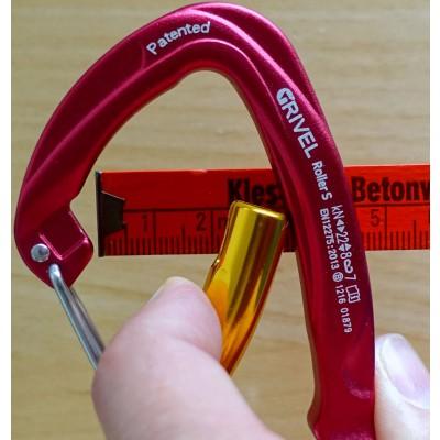 Tuotetta Grivel - Roller S - Köysirulla koskeva kuva 1 käyttäjältä Georg