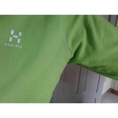 Tuotetta Haglöfs - Astro II Jacket - Fleecetakki koskeva kuva 2 käyttäjältä Daniel