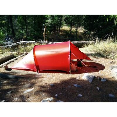 Tuotetta Hilleberg - Anjan 2 - 2 henkilön teltta koskeva kuva 1 käyttäjältä Carsten