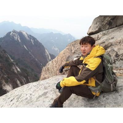 Tuotetta Klättermusen - Gere 2.0 Pants - Trekkinghousut koskeva kuva 2 käyttäjältä Young Chul