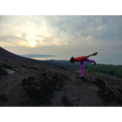 Tuotetta La Sportiva - Women's Mantra Pant - Kiipeilyhousut koskeva kuva 2 käyttäjältä Poonam