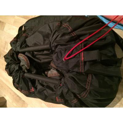 Tuotetta Moon Climbing - Classic Rope Bag - Kiipeilylaukku koskeva kuva 1 käyttäjältä Severin