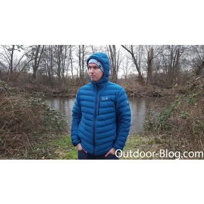 Tuotetta Mountain Hardwear - Stretchdown Hooded Jacket - Untuvatakki koskeva kuva 1 käyttäjältä Dennis
