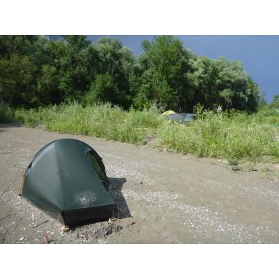 Tuotetta Nordisk - Telemark 1 LW - 1 hlön teltta koskeva kuva 2 käyttäjältä Thomas