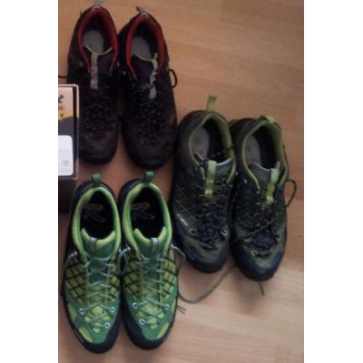 Tuotetta Salewa - Firetail GTX - Approach-kenkä koskeva kuva 2 käyttäjältä Joachim