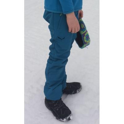Tuotetta Salewa - Kid's Alpago 2 DST Pant - Softshellhousut koskeva kuva 2 käyttäjältä Aline