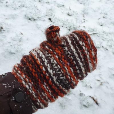Tuotetta Sherpa - Women's Rimjhim Handwarmers 2 - Käsineet koskeva kuva 4 käyttäjältä Karen