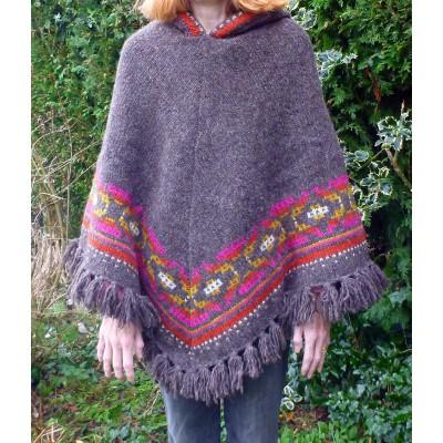 Tuotetta Sherpa - Women's Samchi Poncho - Villatakki koskeva kuva 3 käyttäjältä Karen