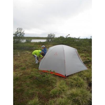 Tuotetta Slingfin - CrossBow 2 Mesh - 2 henkilön teltta koskeva kuva 1 käyttäjältä Anne