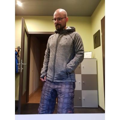 Tuotetta Tatonka - Flin Jacket - Fleecetakki koskeva kuva 2 käyttäjältä Christian