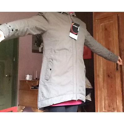 Tuotetta Tatonka - Women's Irio Parka - Pitkä takki koskeva kuva 2 käyttäjältä Inka Lykka