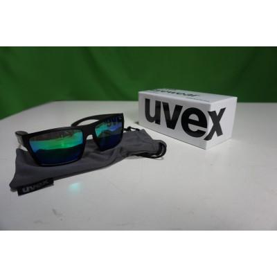 Tuotetta Uvex - LGL 29 Mirror Green S3 - Aurinkolasit koskeva kuva 1 käyttäjältä Ole