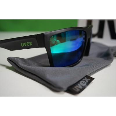 Tuotetta Uvex - LGL 29 Mirror Green S3 - Aurinkolasit koskeva kuva 2 käyttäjältä Ole