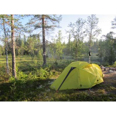 Tuotetta Wechsel - Precursor ''Unlimited Line'' - 4 henkilön teltta koskeva kuva 3 käyttäjältä Anne