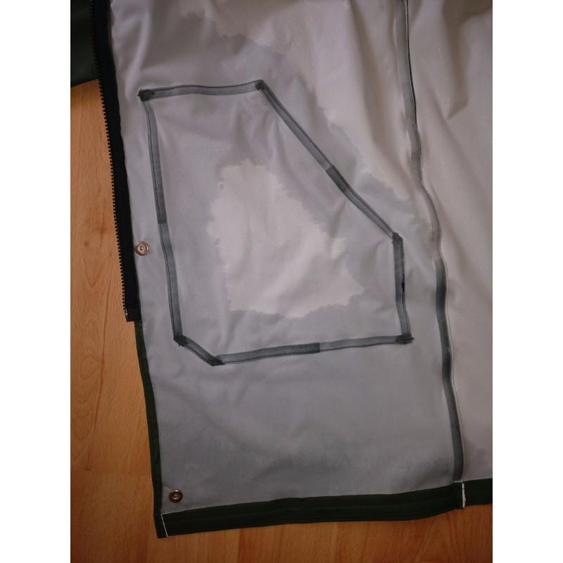 Tuotetta 66 North - Laugavegur Rain Jacket - Pitkä takki koskeva kuva 3 käyttäjältä Benjamin