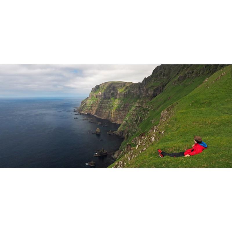 Tuotetta 66 North - Vatnajökull Softshell Jacket - Softshelltakki koskeva kuva 1 käyttäjältä Tobias