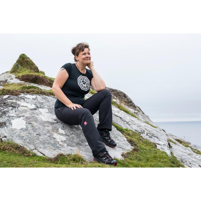 Tuotetta 66 North - Vatnajökull Softshell Pants - Softshellhousut koskeva kuva 1 käyttäjältä Bettina