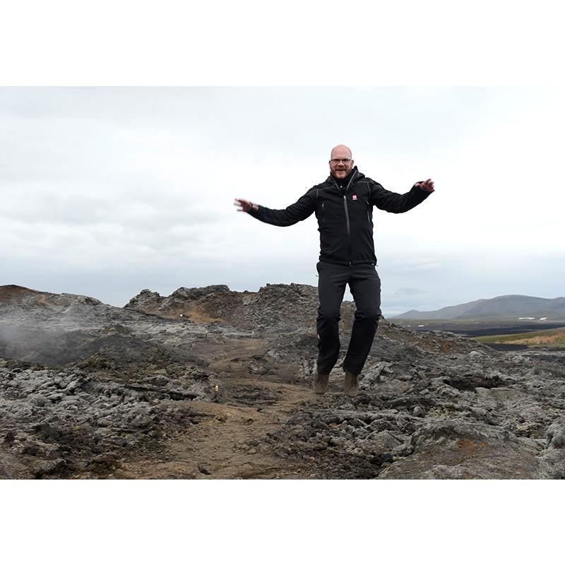 Tuotetta 66 North - Vatnajökull Softshell Pants - Softshellhousut koskeva kuva 1 käyttäjältä Anja