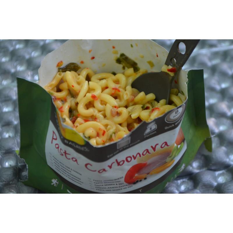 Tuotetta Adventure Food - Pasta Carbonara koskeva kuva 1 käyttäjältä Andreas