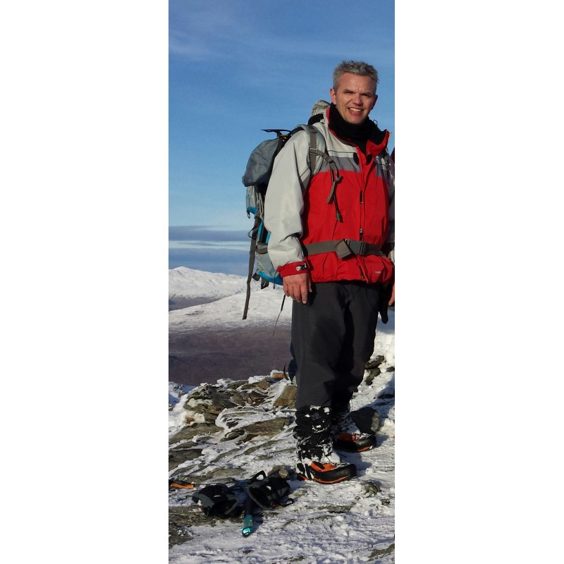 Tuotetta AKU - Terrealte GTX - Vuoristokengät koskeva kuva 1 käyttäjältä Nicholas
