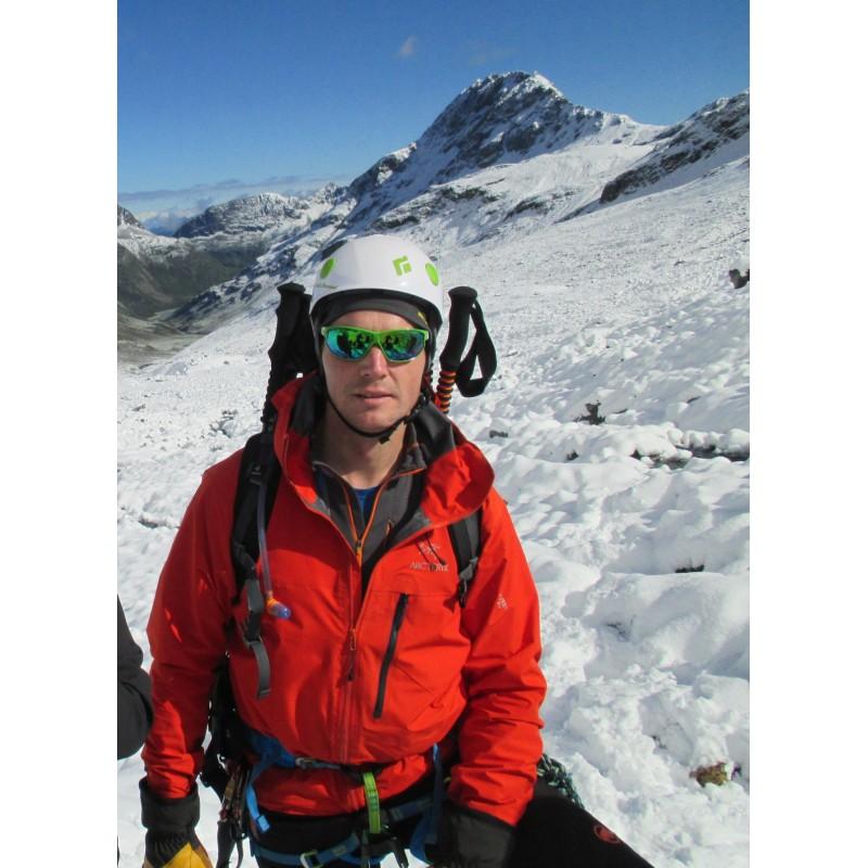 Tuotetta Arc'teryx - Alpha FL Jacket - Hardshelltakki koskeva kuva 1 käyttäjältä Florian