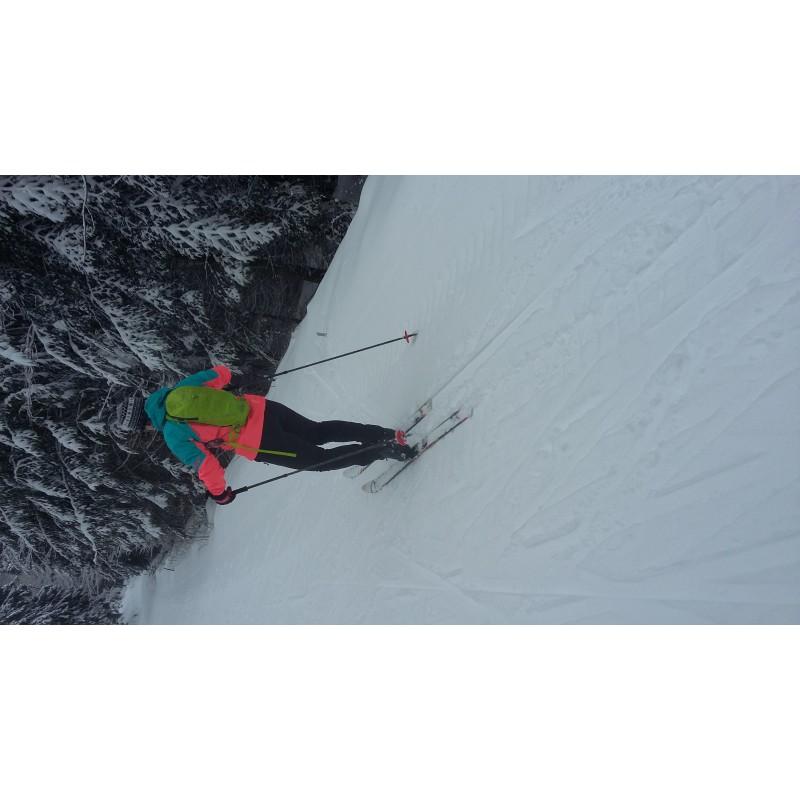 Tuotetta Bergans - Rondane 6L - Polkujuoksureppu koskeva kuva 1 käyttäjältä Claudia