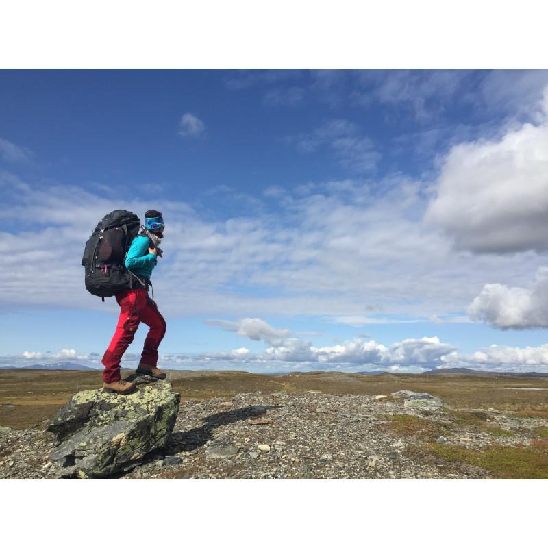 Tuotetta Bergans - Trollhetta 75L Lady - Trekkingreppu koskeva kuva 1 käyttäjältä Sandra