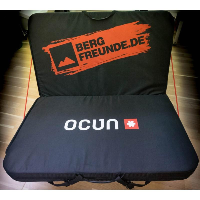 Tuotetta Bergfreunde.de - Crashpad - Boulder Bag Set - Pädi koskeva kuva 1 käyttäjältä Thomas