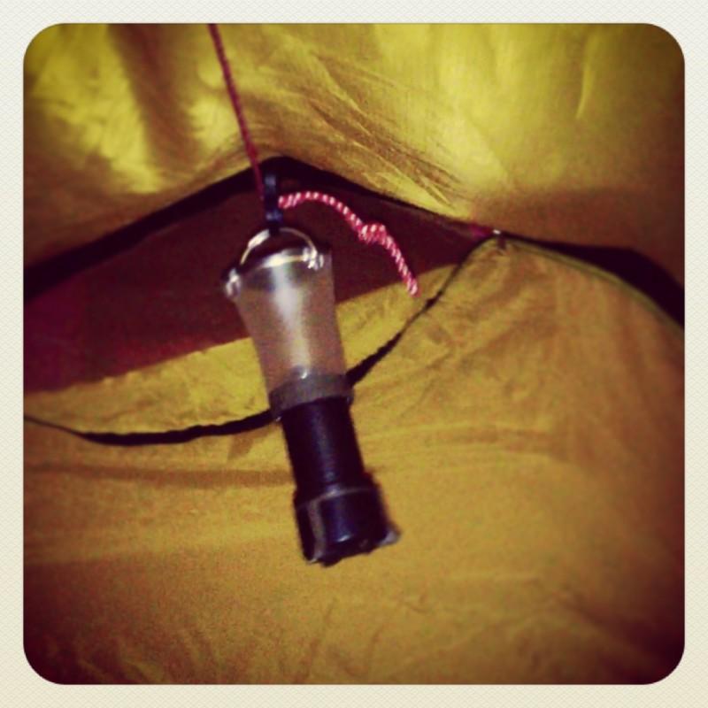 Tuotetta Black Diamond - Orbit - LED-lamppu koskeva kuva 2 käyttäjältä Gear-Tipp
