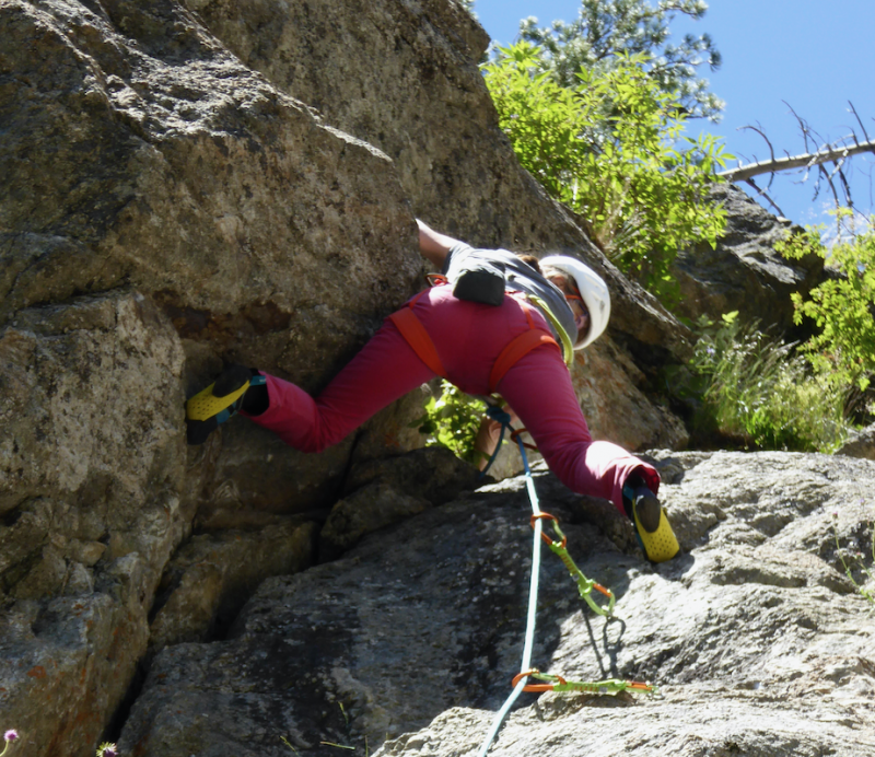 Tuotetta Climbing Technology - Nimble Evo Set NY - Express-setti koskeva kuva 1 käyttäjältä Megge