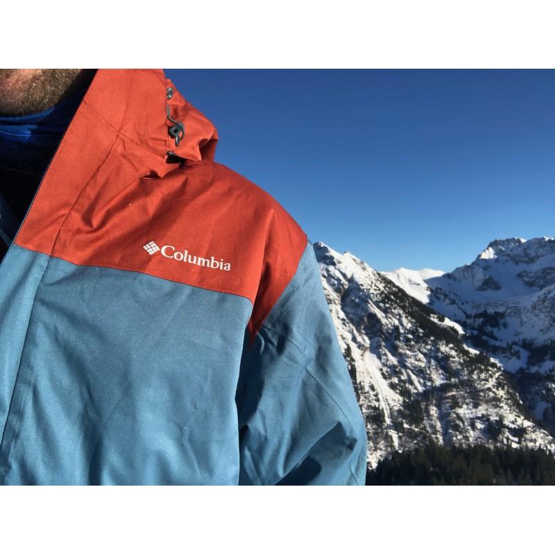Tuotetta Columbia - Everett Mountain Jacket - Talvitakki koskeva kuva 1 käyttäjältä Björn