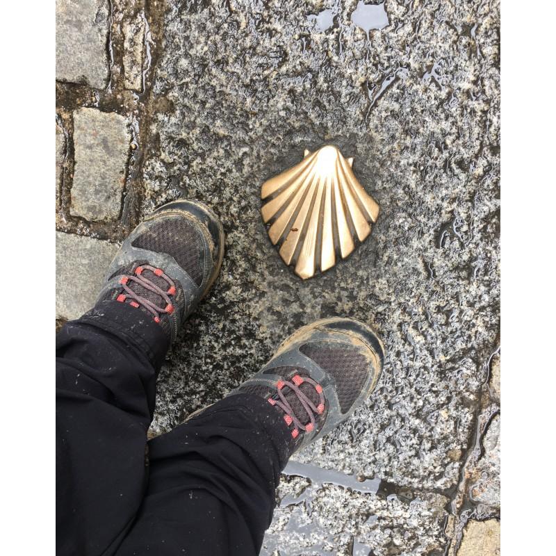 Tuotetta Columbia - Women's Peakfreak XCRSN Xcel Outdry - Multisport-kengät koskeva kuva 3 käyttäjältä Lene Svan Olsen