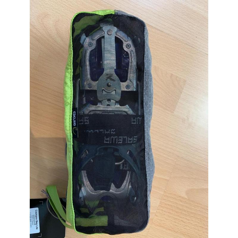 Tuotetta Edelrid - Crampon Bag Lite - Crampon bag koskeva kuva 2 käyttäjältä Sarah