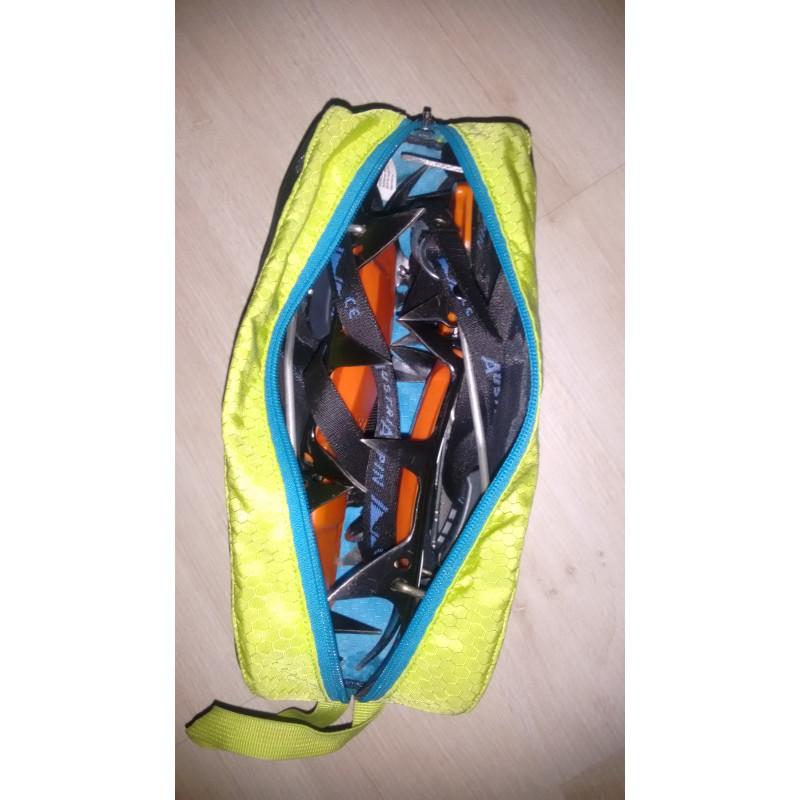 Tuotetta Edelrid - Crampon Bag Lite - Crampon bag koskeva kuva 1 käyttäjältä Sven