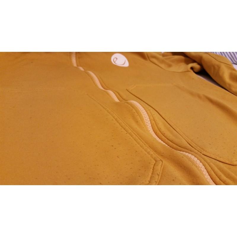 Tuotetta Edelrid - Sender Zip Hoody - Vapaa-ajan takki koskeva kuva 2 käyttäjältä Samuel