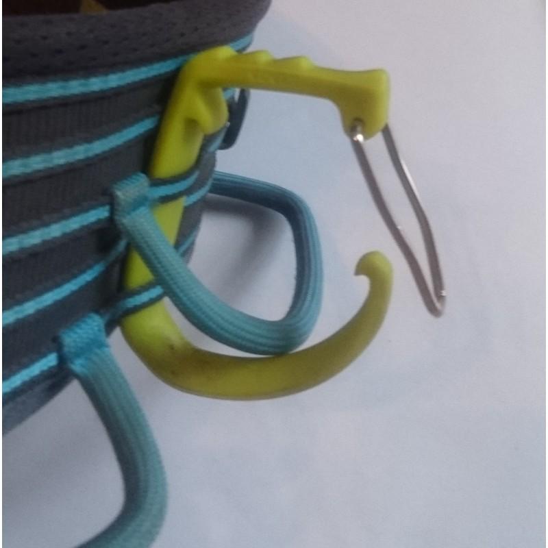 Tuotetta Edelrid - SM Clip - Jääruuvisulkurengas koskeva kuva 1 käyttäjältä Manuel