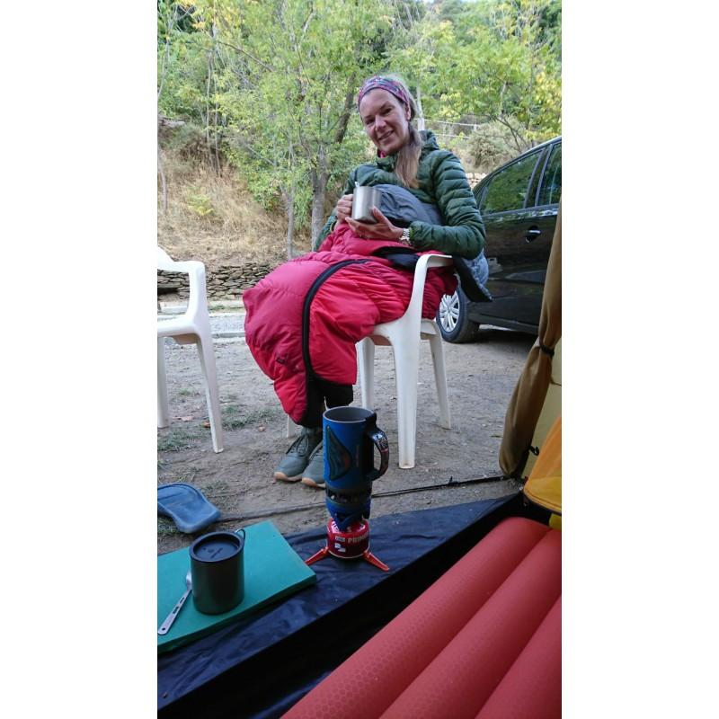 Tuotetta Eider - Women's Twin Peaks Hoodie - Untuvatakki koskeva kuva 1 käyttäjältä Myriam