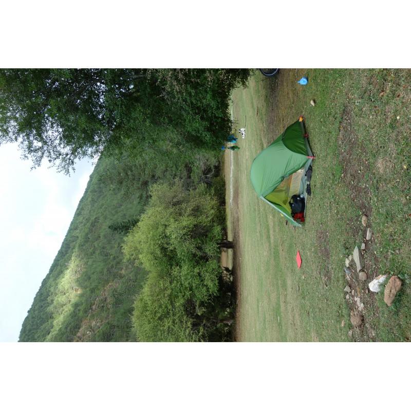 Tuotetta Exped - Mira II HL - teltta 2 henkilölle koskeva kuva 1 käyttäjältä Bebek