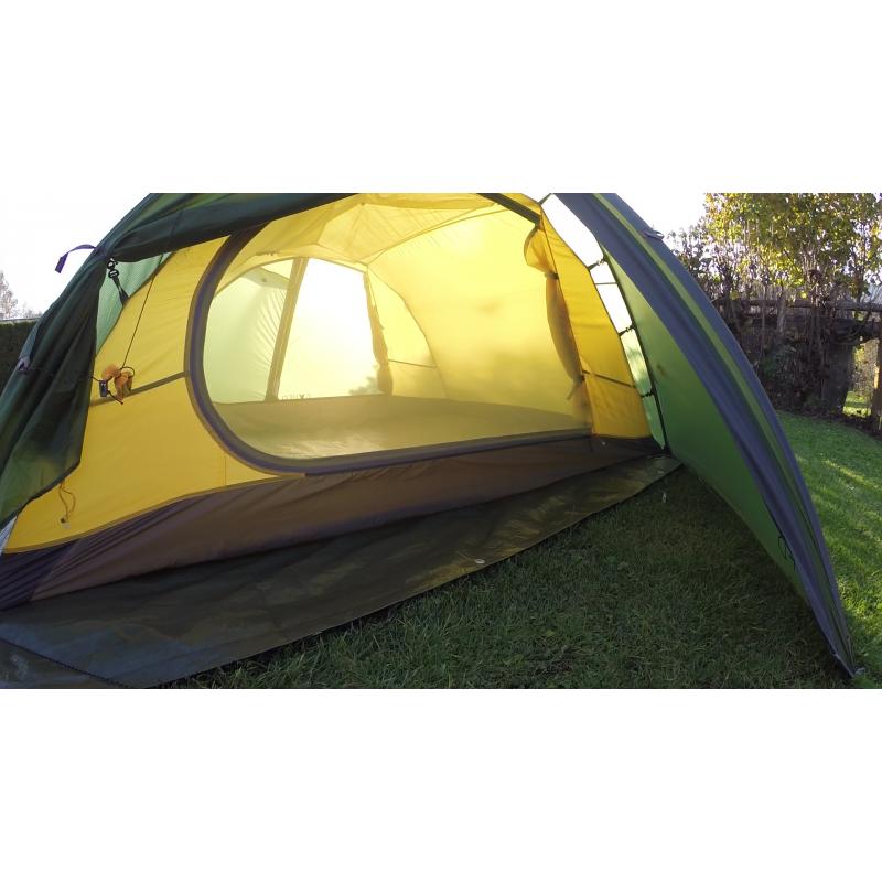 Tuotetta Exped - Orion III - 3 henkilön teltta koskeva kuva 1 käyttäjältä Paul