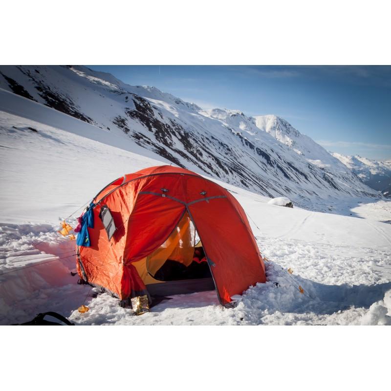 Tuotetta Exped - Pegasus - 4 hlön teltta koskeva kuva 1 käyttäjältä Julian
