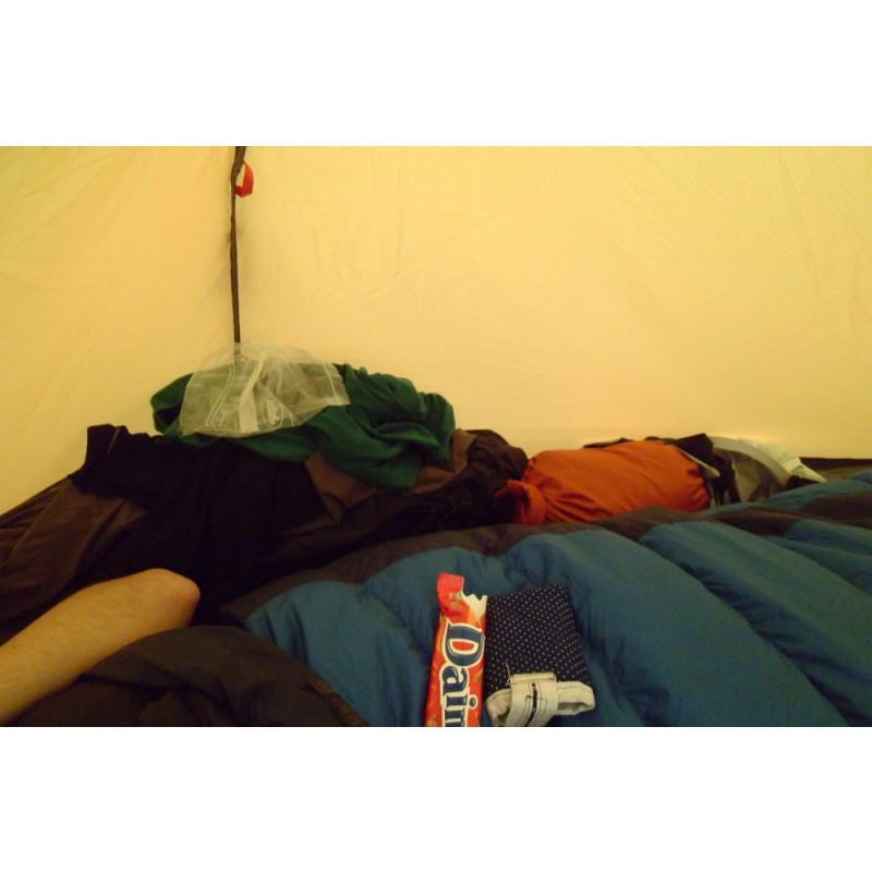Tuotetta Exped - Vela I Extreme - 1 hlön teltta koskeva kuva 5 käyttäjältä Felix