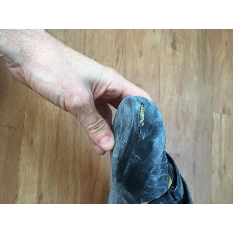 Tuotetta Five Ten - Anasazi Pro - Kiipeilykengät koskeva kuva 3 käyttäjältä Mark