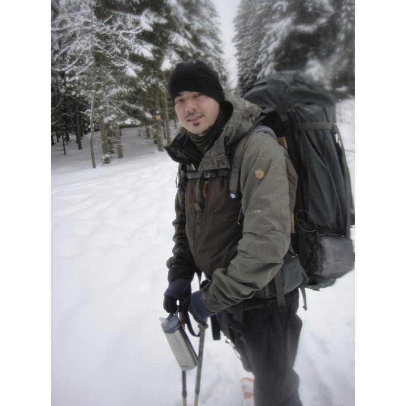 Tuotetta Fjällräven - Kajka 75 - Trekkingreppu koskeva kuva 4 käyttäjältä Andreas