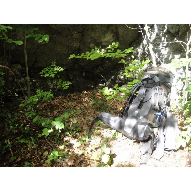 Tuotetta Fjällräven - Kajka 75 - Trekkingreppu koskeva kuva 1 käyttäjältä Andreas