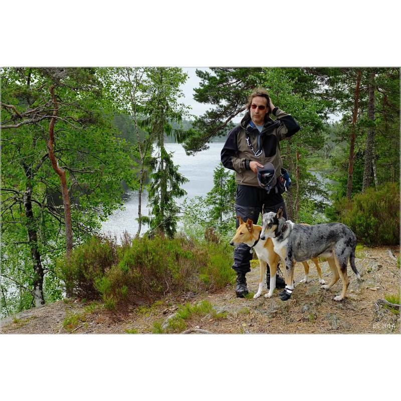 Tuotetta Fjällräven - Keb Trousers - Trekkinghousut koskeva kuva 1 käyttäjältä Burkhard H.
